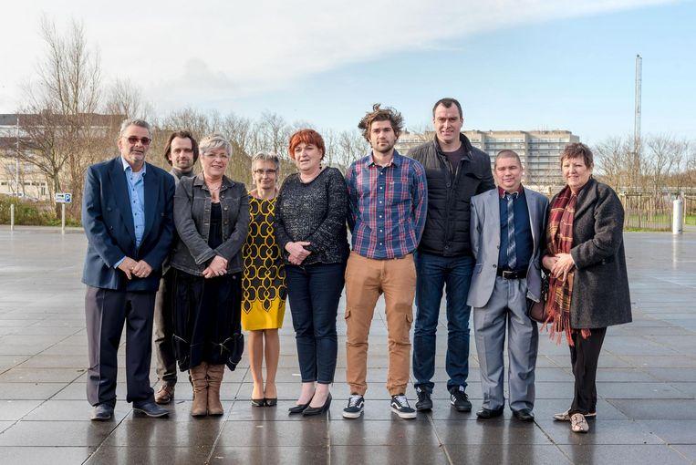Bredene, Neutraal Bredene met Dirk Cattoir (voorzitter), Monika Van Brussel (ondervoorzitter), Gaëtan De Jonghe (penningmeester), Marcia Barco (Secretaris) en de bestuursleden.