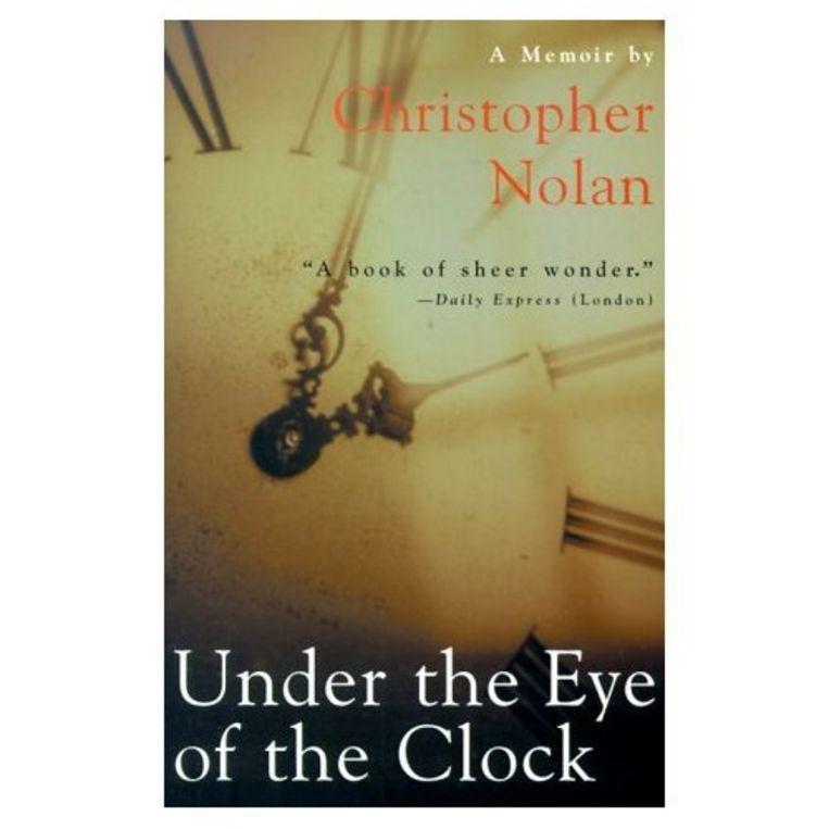 Nolans beroemdste boek, het romandebuut Under the eye of the clock, waarvoor hij in 1988 de prestigieuze Whitbreadprijs won, was vrijwel volledig autobiografisch. Beeld