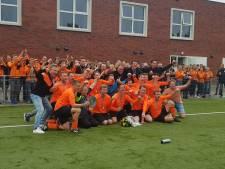 Trainer Visser vertrekt na drie jaar bij Oranje Zwart