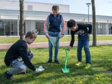 Kinderen maken Van Meursweide in Heerde hondenpoep-vrij, maar voor hoe lang?