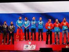 Blunder met Russisch volkslied bij WK biatlon