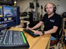 Van uitvaarten tot festivals: livestreamexpert Roel (47) heeft het heel druk in de coronacrisis