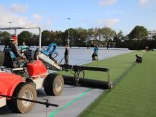 Voetballen maar! Kunstgrasveld Zuidland kan worden ingewijd