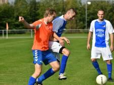 Rhelico deelt de punten met Kerkwijk