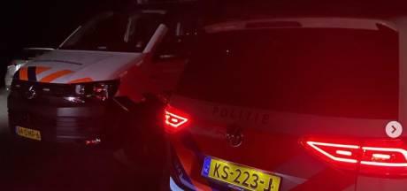 Politie beëindigt illegaal feest met 500 bezoekers in Amsterdamse Bos