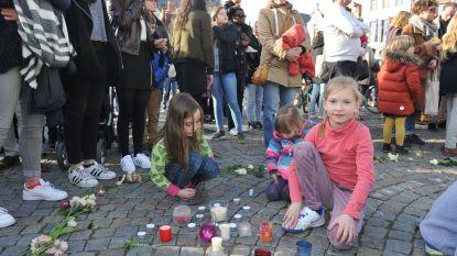 Dijlestad herdenkt slachtoffers van terreur met wake