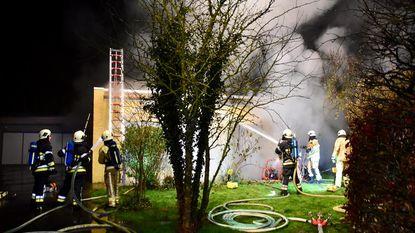 Huis onbewoonbaar na brand