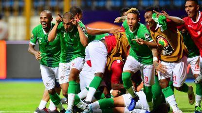 Madagaskar verrast nu ook tegen Congo en zit in kwartfinales Africa Cup, exit Paul Put met Guinee