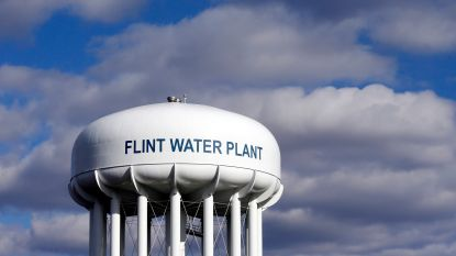 Michigan schikt voor half miljard euro over lood in het water in stad Flint
