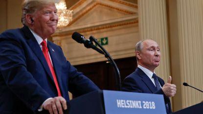 """Trump: """"Ik vrees dat Rusland volgende verkiezingen zal beïnvloeden ten gunste van Democraten. Ze willen Trump zeker niet!"""""""