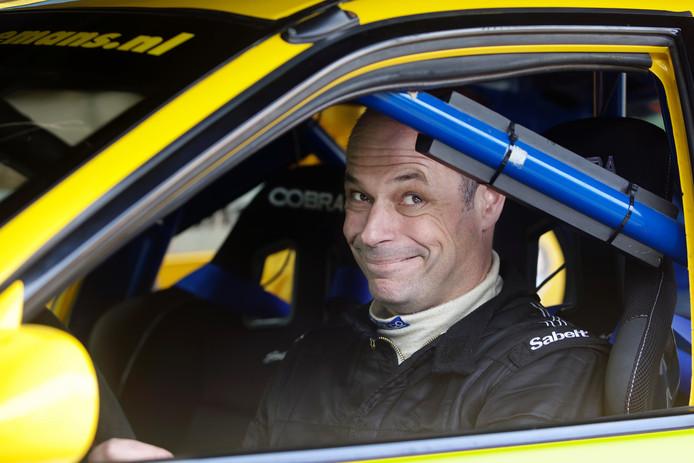 Ronald Leemans uit Raamsdonksveer eindigde vorig jaar derde in de GTC Rally.