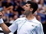 Djokovic vrij eenvoudig naar derde ronde, Berrettini uitgeschakeld
