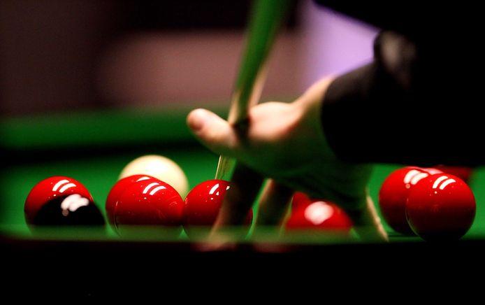 Het Snookerpalace in Almelo heeft ongewenst bezoek gehad.