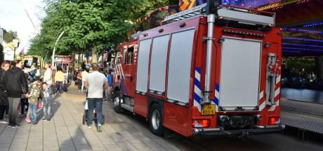 Karretje kermisattractie Wijchen laat los: meerdere gewonden