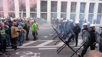 Brussel in de ban van de 'Gele hesjes'
