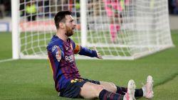 Exact 14 jaar na eerste (héérlijke) treffer scoort Messi op geweldige wijze z'n 600ste goal in het shirt van Barcelona