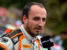 Kubica test voor Renault in Hongarije