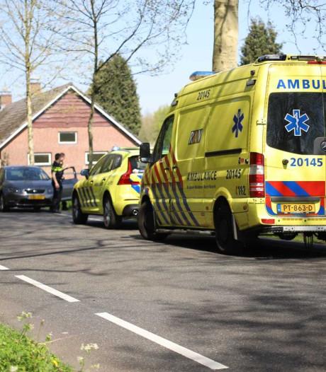 Wielrenner ernstig gewond bij val in Rijen