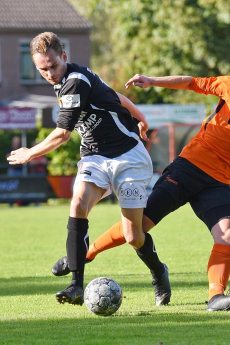 Uitslagen bekervoetbal regio Apeldoorn / West-Veluwe