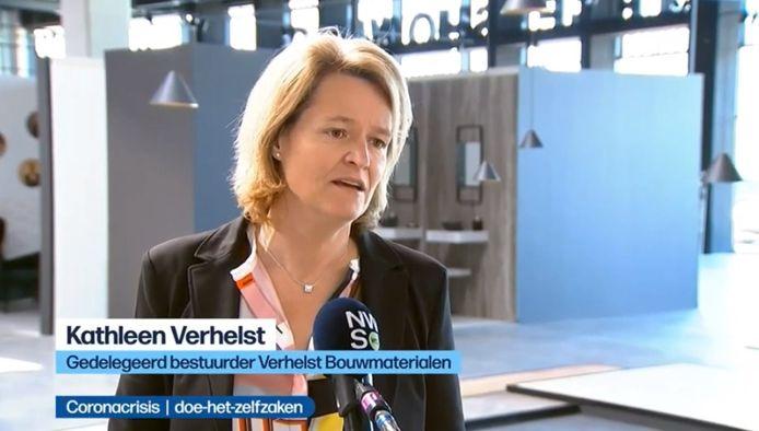 Kathleen Verhelst fait partie du comité de direction du Voka West-Vlaanderen.