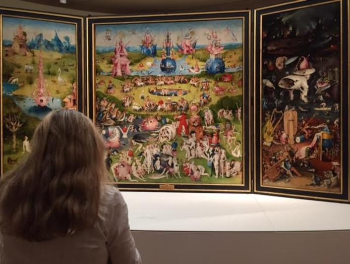 De Tuin der Lusten in het Prado zal vanaf dinsdag te bewonderen zijn.