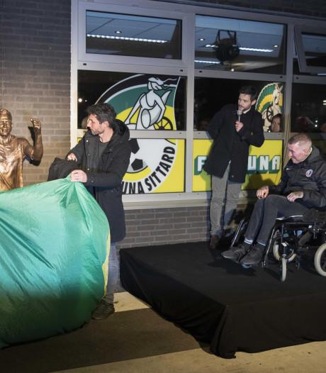 Fortuna organiseert stiltemoment en opent condoleanceregister Ricksen