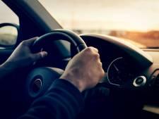 Gevaarlijk rijdende bestuurder slingert door Westerscheldetunnel en over A58