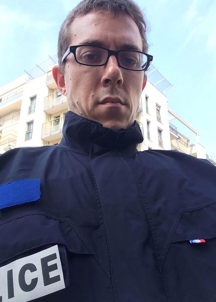 Valentin Gendrot, journaliste infiltré