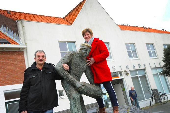 Peter Slabbers en Ina Minderhoud van OKK Westkapelle lieten in februari nog weten dat Herrijst het verenigingsgebouw van hun dorp moest blijven.  Het vorige college wilde het mogelijk verkopen. Dat plan is nu van de baan.