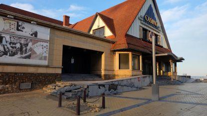 Afbraak casinogebouw start begin februari