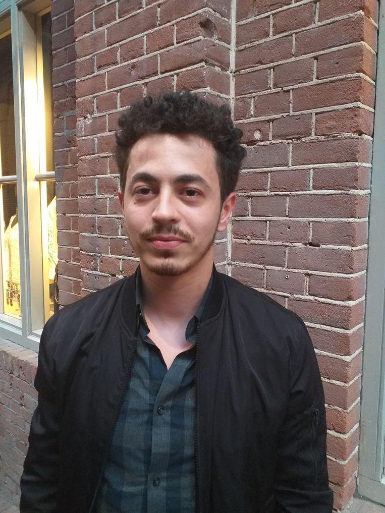 Omar Ben Haddou Beeld