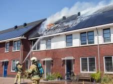 Uitvoerig onderzoek naar 'voorbeeldbrand' zonnepanelen