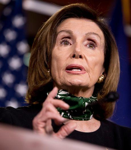Republikeinen klagen Pelosi aan vanwege stemmen met volmacht