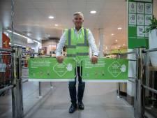Supermarkt Plus Mierlo: corona- maatregelen serieus nemen