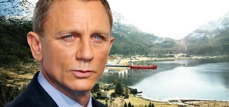 'Nieuwe Bondfilm deels in Noorwegen gedraaid'