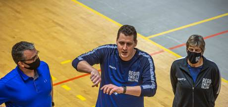 Regio Zwolle Volleybal kan Apollo 8 niet uit de lucht halen