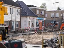 Nieuwstraat in Almelo na 5 maanden weer open