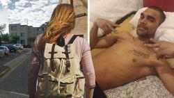 """Nederlandse toeriste (19) vertelt hoe ze in Sydney kon ontsnappen uit klauwen van verkrachter: """"Het was walgelijk"""""""