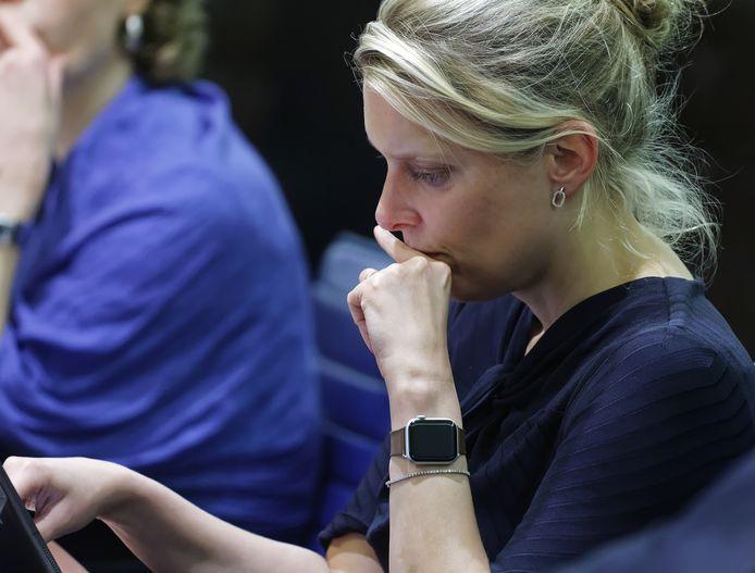 Afgetreden CDA-gedeputeerde Marianne van der Sloot.