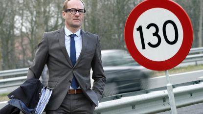Ook Vlaamse regering tegen snelheidslimiet van 130 km/u op autosnelwegen