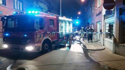 Brandstichting in Diestsestraat: bewoners studio's even geëvacueerd