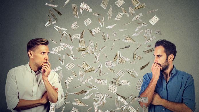 Mannen zijn overigens eerder geneigd om te overdrijven over hun salaris: 28 procent ten opzichte van 24 procent van de vrouwen.