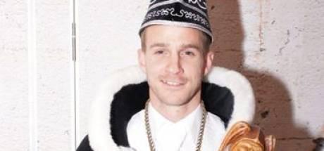 Prins Carl den Uurste bij CV De Plattevonder