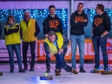 Curlingfinale is mooie afsluiter van ijspret in Duiven