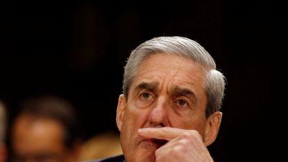 """Langverwacht Rusland-rapport van speciaal aanklager Robert Mueller is na twee jaar klaar: """"Geen nieuwe aanklachten"""""""
