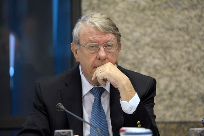 Voormalig CDA-politicus Hans Hillen in 2010 moet vandaag als getuige voor de rechtbank verschijnen.