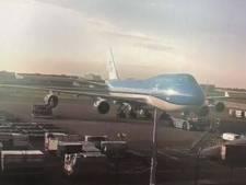 Botsing KLM-Jumbo Schiphol: motor in de prak, onderzoek naar schuldige