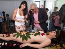Europese porno-industrie ligt stil door hiv-alarm