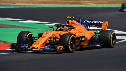 Stoffel Vandoorne bengelt ook in tweede vrije oefensessie GP Duitsland helemaal achteraan, Verstappen pakt baanrecord