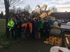 Wagenbouwers Berghem: 'We moesten de Knollenschuur uit en direct waaide de kroon al kapot'